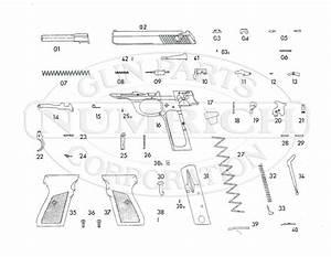 Thompson Contender Parts Diagram