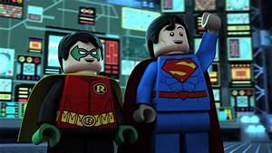 Lego DC Comics Superheroes Justice League Gotham City