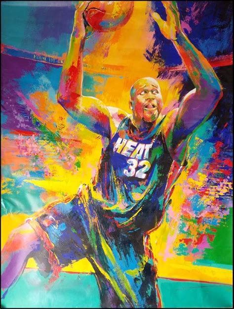 malcolm farley shaquille oneal basketball player