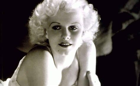 A Mythical Monkey Writes About The Movies Jean Harlow S Th Birthday