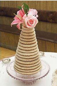 kransekake a traditional norweigian wedding cakelove With traditional norwegian wedding cake