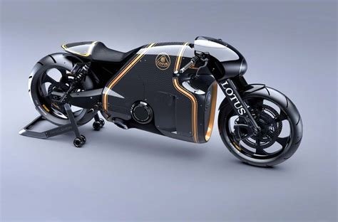 Lotus C-01 200hp Hyperbike Officially Debuts