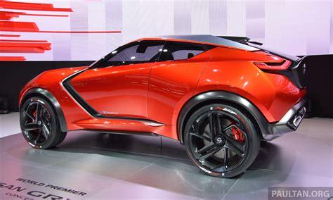 Frankfurt 2018 Nissan Gripz Concept Finally Debuts Image
