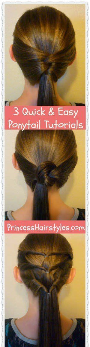 24 Easy Hair dos for girls Easy hairstyles Hair dos