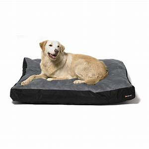 Big shrimpy original dog bed for Big dog furniture