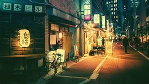 Image Result For Tokyo Street Environment Pinterest