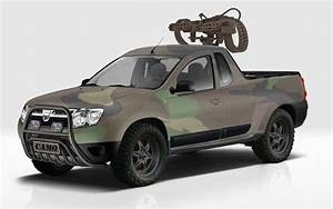 Pick Up Renault Dacia : dacia duster pick up camo by garyroswell007 on deviantart ~ Gottalentnigeria.com Avis de Voitures