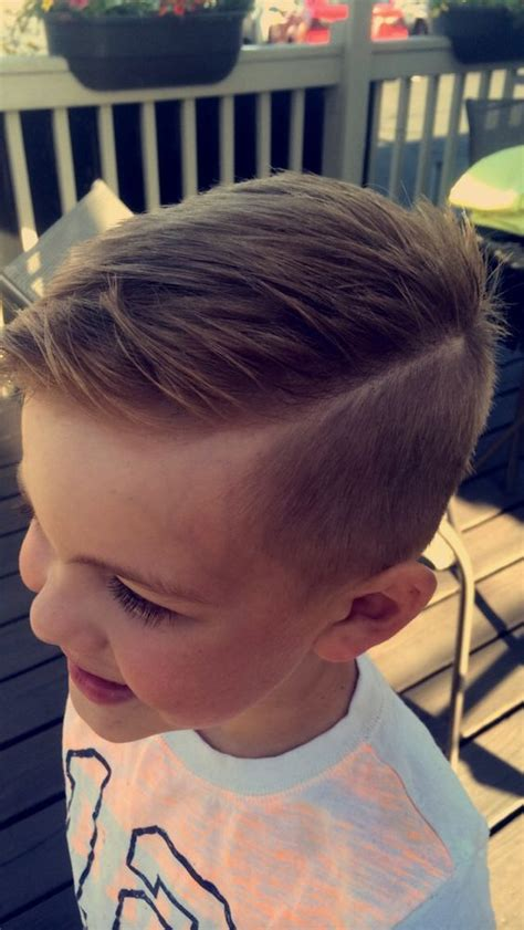 Kid Boy Hairstyles by 20 Really Haircuts For Your Baby Boy