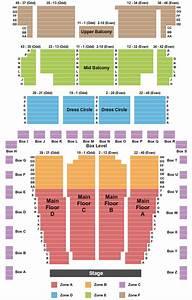 Masonic Seating Chart Concert Venues In Detroit Mi Concertfix Com