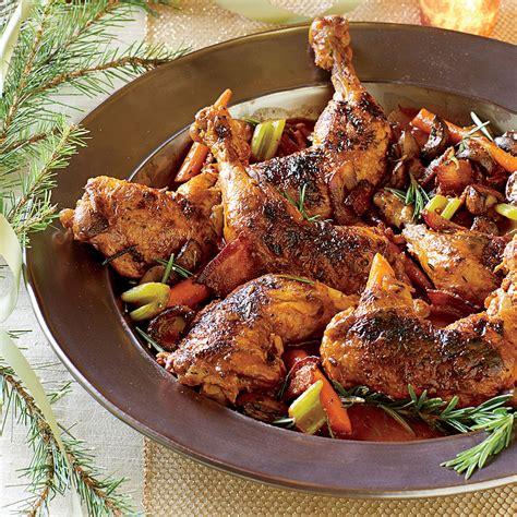 coq cuisine coq au vin recipe myrecipes