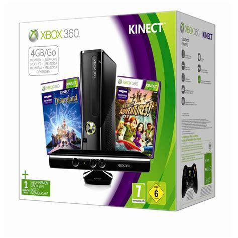 xbox 360 kinect xbox 360 4gb kinect console bundle 2012 2 pal aus brand new ebay
