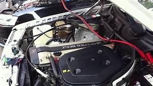 1989 Mercedes 300e W124 Engine Diagram : w124 300e 24v engine start after a 4 week stand youtube ~ A.2002-acura-tl-radio.info Haus und Dekorationen