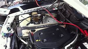 W124 - 300e-24v Engine Start After A 4 Week Stand