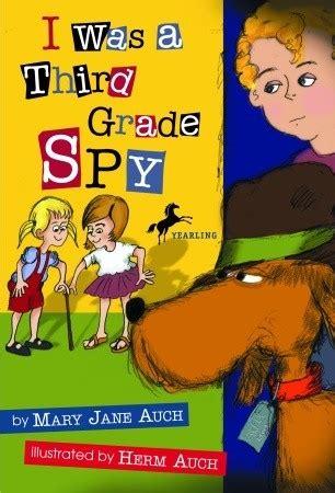 grade spy  mary jane auch