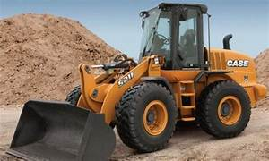 Case 521f Tier Iv Wheel Loader Service Repair Manual In