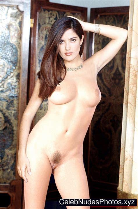 Salma Hayek Nudes Galleries Celeb Nudes Photos