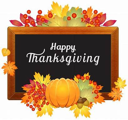 Thanksgiving Happy Clipart Clip Thanks Transparent Canadian