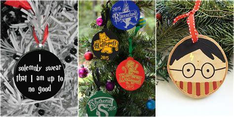 18 best harry potter ornaments harry potter christmas