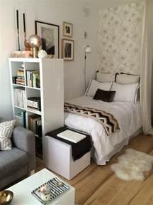 The Tiny House Bedroom by 6畳 ワンルーム 狭小部屋を広く見せるテクニックとは インテリア Sweet Shower