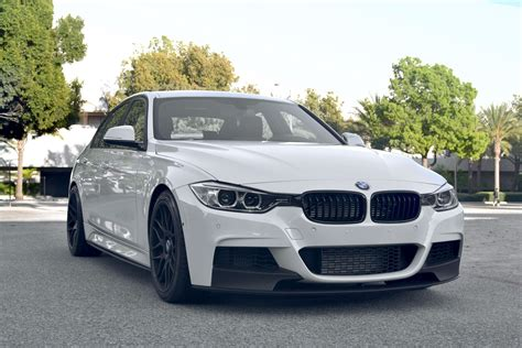 White Bmw Rims by White M Performance W Black Rims Bmw F30 Bmw White