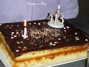 Gateau D Anniversaire : gateau d 39 anniversaire facile genoise a l 39 abricot glacage ~ Melissatoandfro.com Idées de Décoration