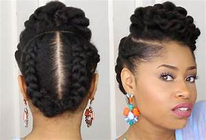 Professional Natural Hairstyles For Black Women