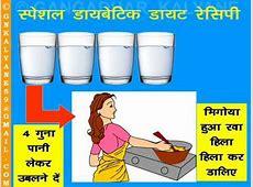 Gangadhar Kalyane's Indian Diet For Diabetes, Cholesterol