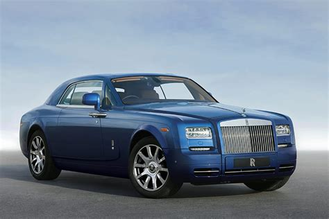 rolls royce phantom coupe reviews specs and prices cars