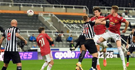 Newcastle vs Manchester United highlights and reaction ...