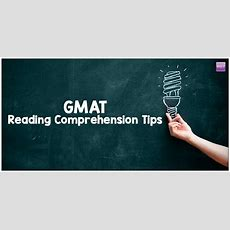 Tips And Strategies To Solve Gmat Reading Comprehension Byju's