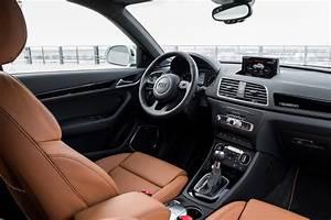 Audi Q3 Restylé : audi q3 restyl il peaufine ses arguments photo 7 l 39 argus ~ Medecine-chirurgie-esthetiques.com Avis de Voitures