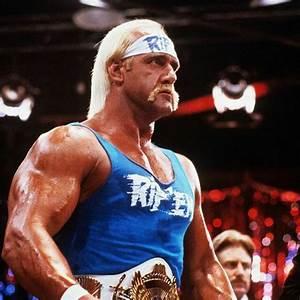 WWF Champion Hulk Hogan as Rip Thomas in No Holds Barred ...
