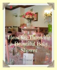 Baby Shower Table Setting Ideas