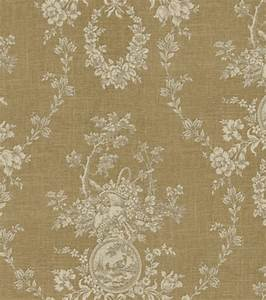 Home Decor Print Fabric-Waverly Country House /Linen Jo-Ann