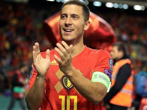 Eden Hazard included in Belgium squad for England clash ...