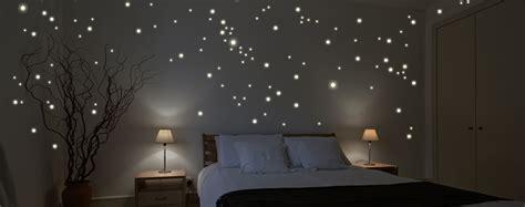 Sternenhimmel Aus Leuchtaufklebern