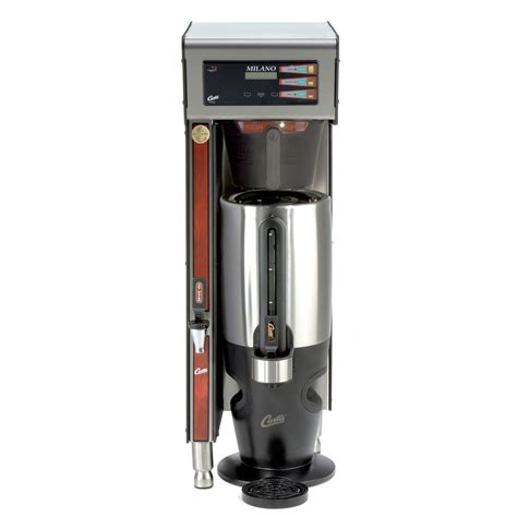 View tpc2s document online or download in pdf. Curtis TPC15S63A1100 Milano Single 1.5 Gallon Coffee Brewer - 120/220V