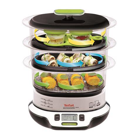 cuisine compact aparat za kuvanje na pari vita cuisine compact vs4003 tefal