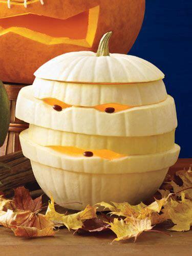 mummy pumpkin carving 30 cool diy pumpkin decoration ideas for halloween entertainmentmesh