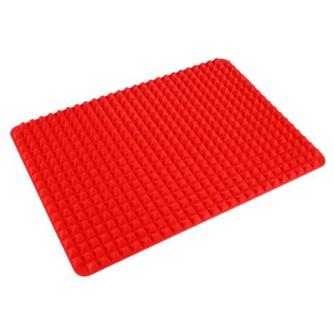 pyramid baking mat pyramid pan non stick reducing silicone cooking mat