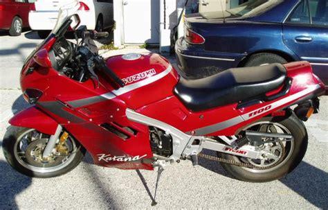 1991 suzuki gsx 1100f katana motorcycle for sale on 2040 motos