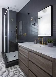 5 conseils pour une petite salle de bain tendance With exceptional quelles couleurs se marient avec le gris 5 quelles couleurs se marient avec le dore
