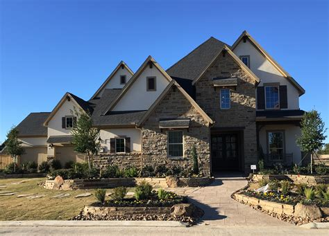 coventry homes opens third luxury model home in katy s