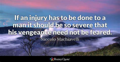 niccolo machiavelli   injury       man