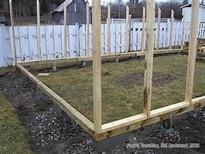 Fabriquer Une Serre En Bois : serre de jardin serre en bois recouverte de poly thyl ne ~ Melissatoandfro.com Idées de Décoration