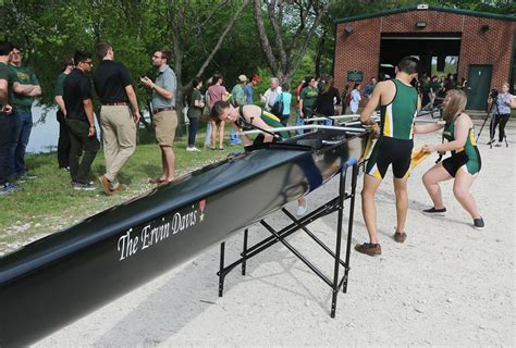 Baylor Boats by Baylor Crew Names Boat After Late World War Ii Veteran