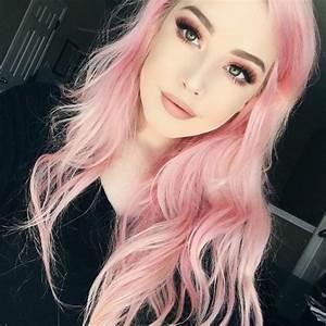 Couleur Cheveux Pastel : coloration cheveux couleur pastel coupes de cheveux et coiffures ~ Melissatoandfro.com Idées de Décoration