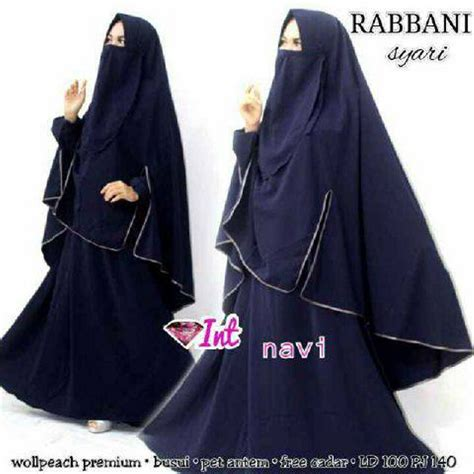 jual promo hijab gamis rabbani syari wolvis umroh haji