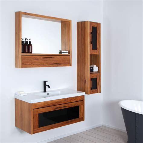 pin  jill  nest vintage bathroom vanities wooden