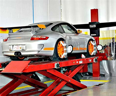 Best 4 Wheel Alignment Leicester